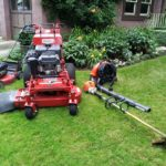 West Vancouver lawn care